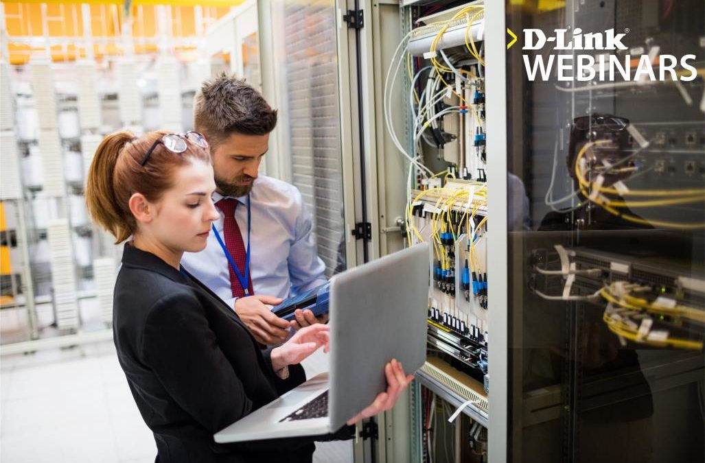D-Link: Formación especializada en redes informáticas