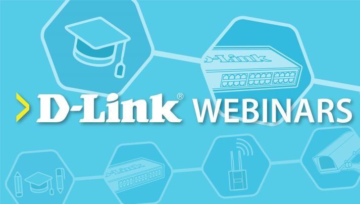 Webinars D-Link