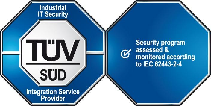 Certificado TÜV SUD