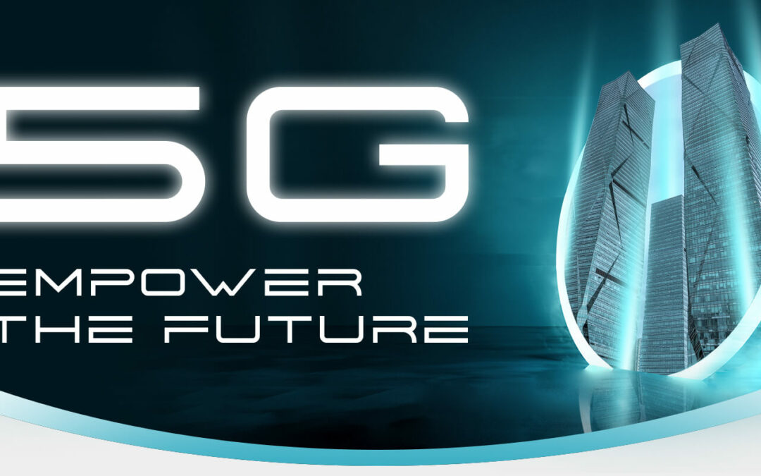 routers con la máxima potencia de 5g